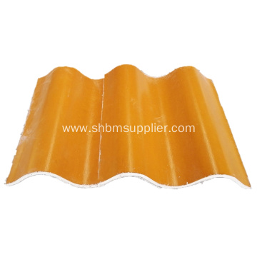 Gray PET Film Magnesium Oxide Roofing Sheet
